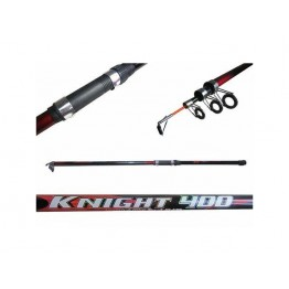 Удочка с кольцами Knight Class, 6 м, стекловолокно, тест: 10-30 г, 550 г